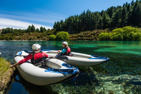 Wanaka Kayaks SUP & Sail