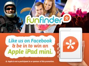 Facebook iPad mini competition